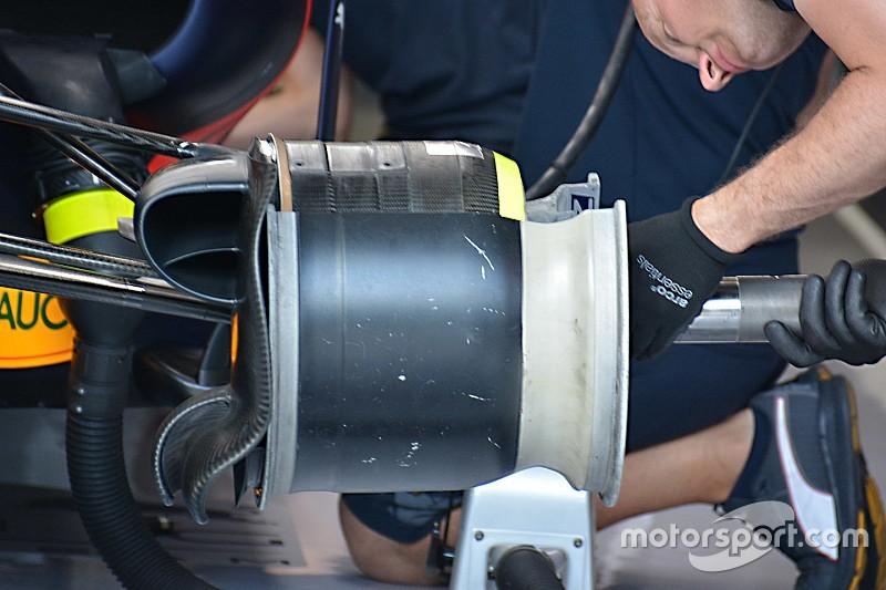 技术短文:红牛RB12赛车设定