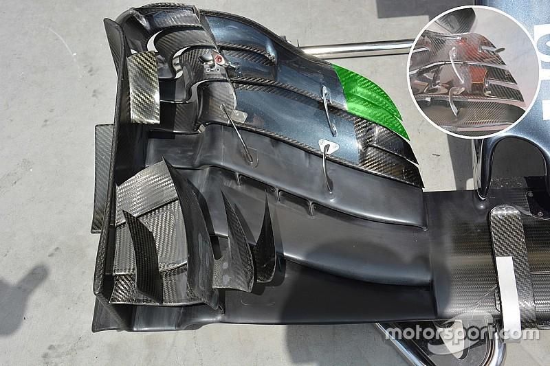 Tech update: McLaren neemt voorvleugel opnieuw onder handen