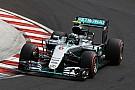 Rosberg beffa Hamilton in Ungheria, ma pole in dubbio?