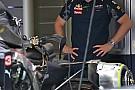 Breve análisis técnico: Alerón trasero y 'monkey seat' del Red Bull RB12