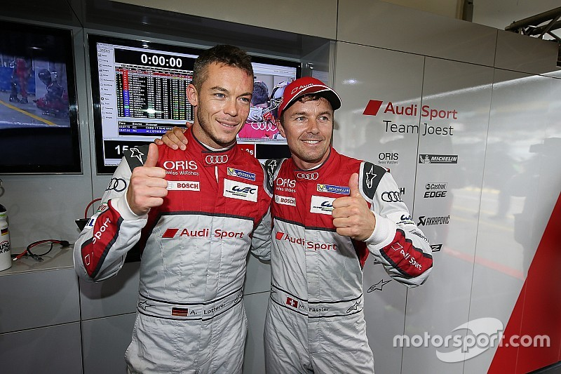 Lotterer e Faessler all'unisono: