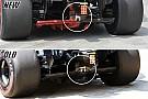 Технічний брифінг: кінцеві крильця над дифузором McLaren MP4-31