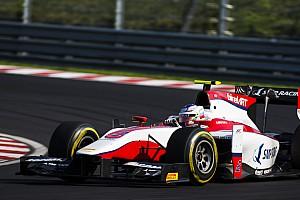 FIA F2 Rennbericht GP2 in Budapest: Erster Saisonsieg für Sergey Sirotkin