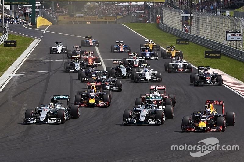 F1-teams bespreken invoering eenvoudigere regels