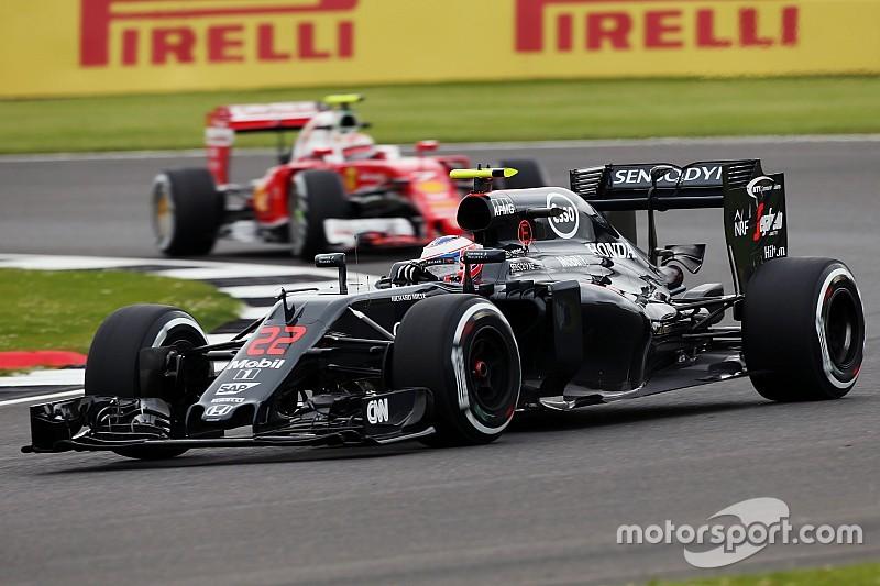 McLaren-Rennleiter: