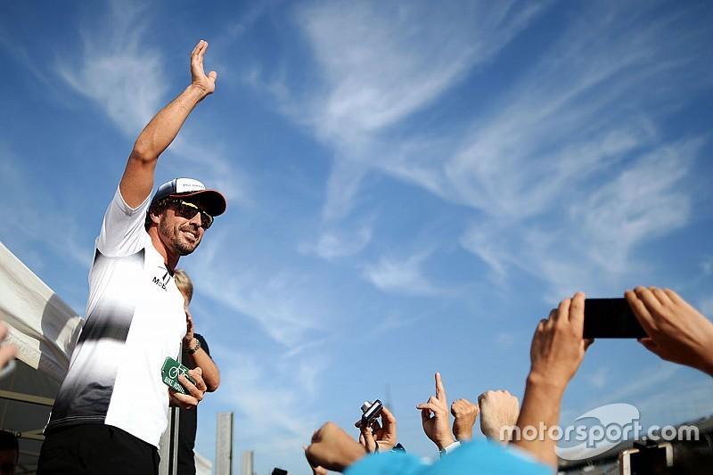 """El legado de Alonso: """"Quiero que la F1 no se apague"""""""