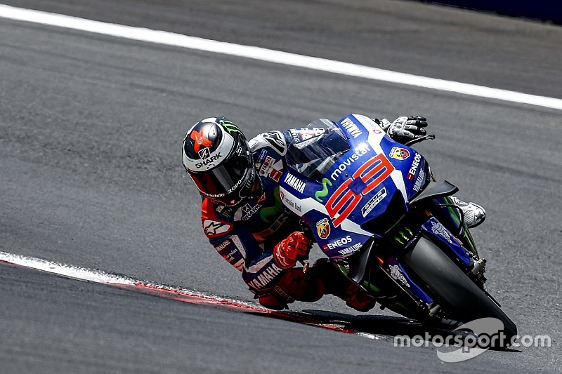 """Lorenzo: """"Bocht 2 van de Red Bull Ring is zeer gevaarlijk"""""""