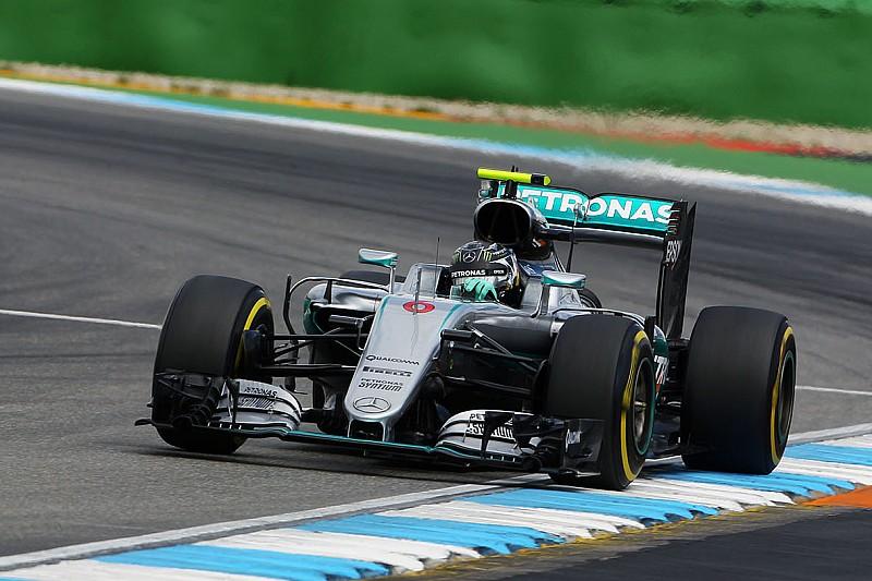 Hockenheim, Libere 3: Rosberg non molla, ma Red Bull e Ferrari sono vicine!