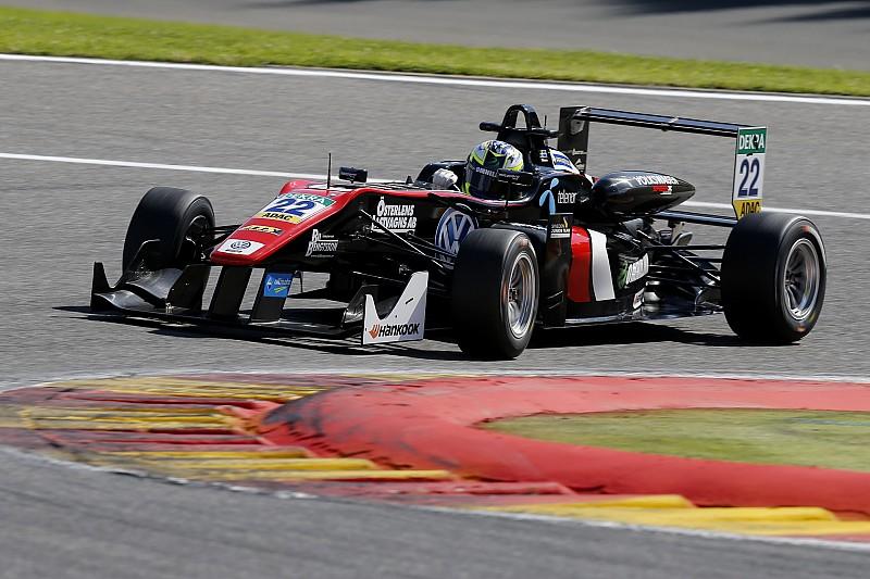فورمولا 3: إريكسون يحرز فوزه الأول لهذا الموسم في سبا