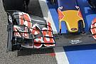 Breve análisis técnico: ala delantera del Toro Rosso STR11