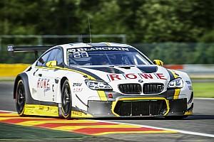 Blancpain Endurance Résumé de course BMW pointe en tête à la tombée du jour