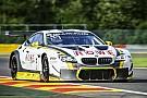 Blancpain Endurance BMW pointe en tête à la tombée du jour