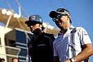Sainz, enfadado con Massa: