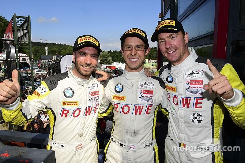 BMW vence 24 Horas de Spa; brasileiros terminam em 12°