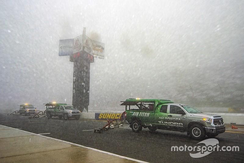Zum zweiten Mal 2016: NASCAR-Rennen in Pocono auf Montag verschoben
