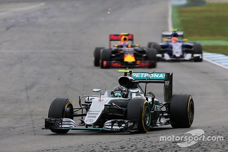 """Rosberg: """"Ik ben op mijn sterkst na moeilijke momenten"""""""