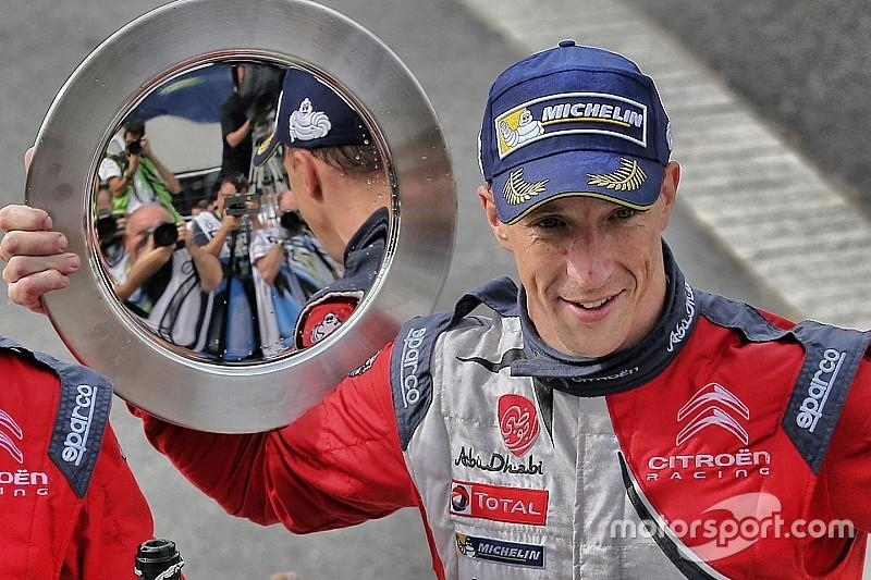 """Meeke: """"Finlandia es un objetivo final de un piloto antes de ser campeón"""""""