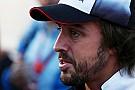 Alonso, esperanzado con el cambio de reglamento para 2017