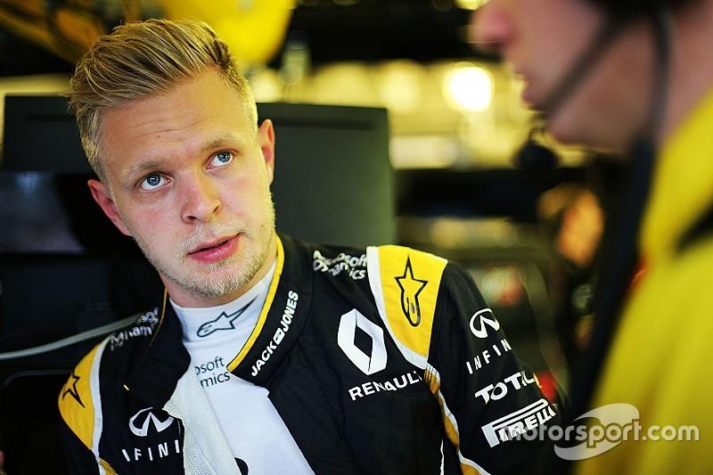 Magnussen espera que Renault decida pronto