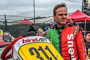 Kart Últimas notícias Barrichello anuncia participação no Mundial de Kart na Suécia
