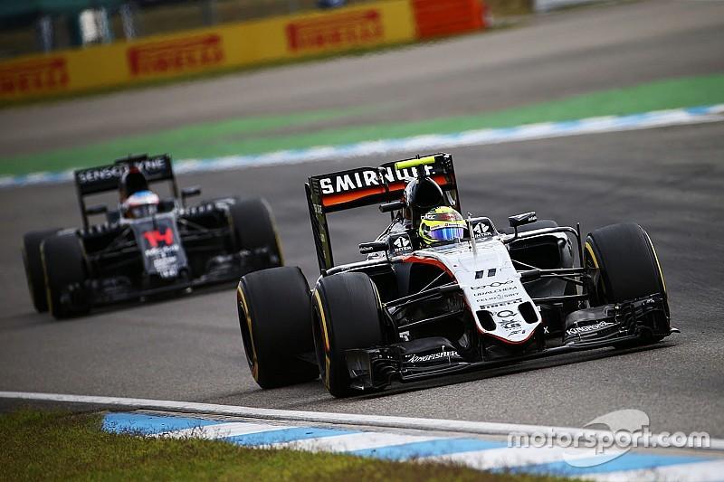 В Force India опасаются, что McLaren помешает их борьбе с Williams
