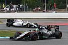 Force India: la McLaren può disturbare la lotta per il quarto posto