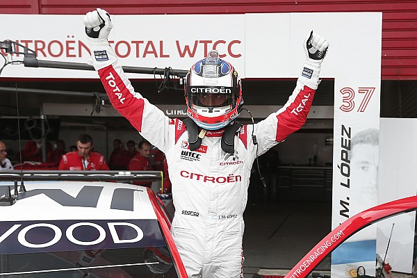 Arjantin WTCC: Lopez evinde ana yarışı kazandı