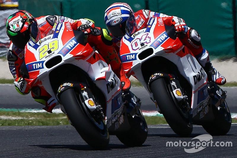 """Ciabatti: """"Da questo Mondiale 2016 Ducati si aspettava di più"""""""