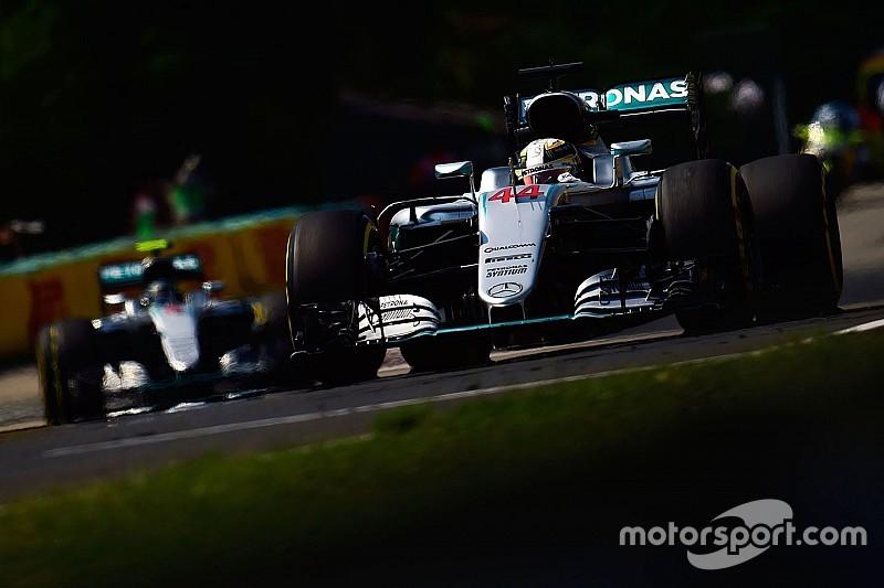 Итоги половины сезона: Mercedes