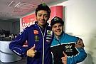 Fenati, expulsado del equipo de Valentino Rossi por indisciplina