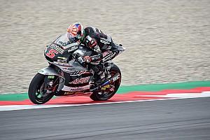 Moto2 Rennbericht Johann Zarco gewinnt den Moto2-Lauf in Österreich