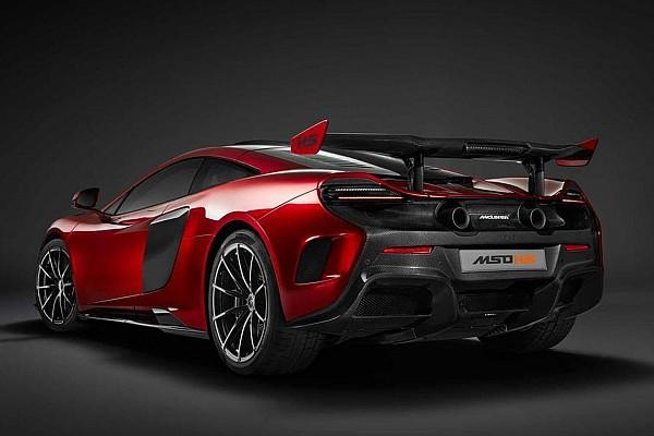 Bildergalerie: McLaren MSO HS