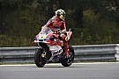 Iannone aangenaam verrast met snelheid Ducati in Brno