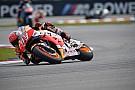 MotoGPチェコFP2:神業で転倒回避のマルケスがトップタイム