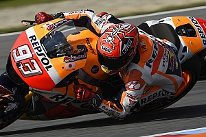 MotoGP Reporte de calificación Márquez obtiene una pole sensacional en Brno