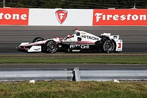 IndyCar Relato do treino livre Castroneves é o mais rápido em treino final para Pocono