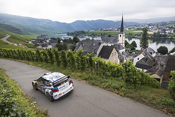 Die schönsten Bilder der Rallye Deutschland 2016