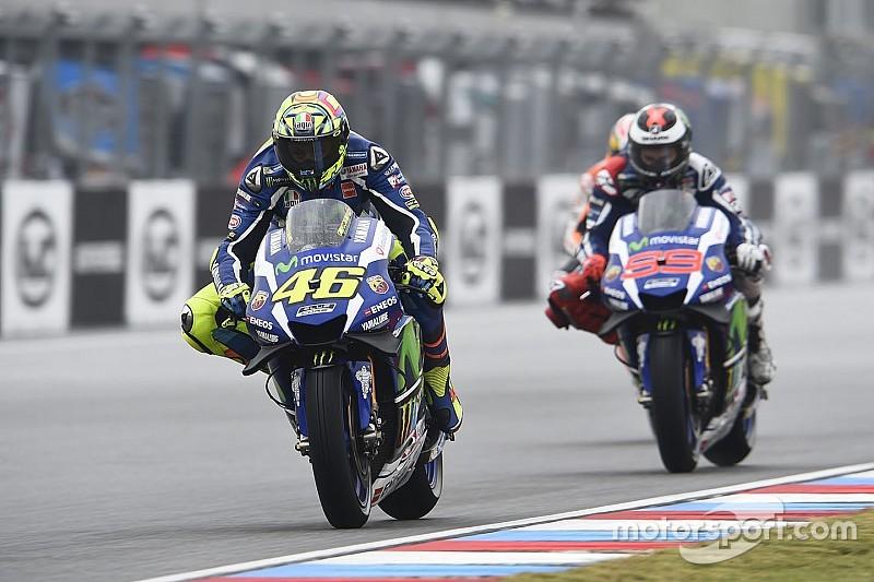"""Rossi verlegt focus: """"Duel om tweede plaats met Lorenzo"""""""