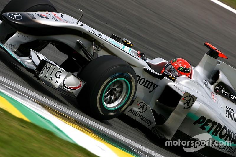 2009 – Повернення Шумі: нестримне бажання і контракт з Mercedes
