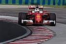 Ferrari estrenaría en Monza su prometedora mejora de motor