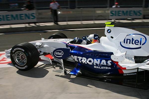 Formel 1 Vor 10 Jahren: Sebastian Vettel mit erstem Formel-1-Einsatz