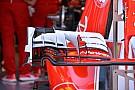 Breve análisis técnico: Elección del alerón delantero del Ferrari SF16-H