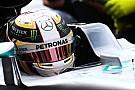 La sanción de Hamilton para Spa ya es de 30 posiciones