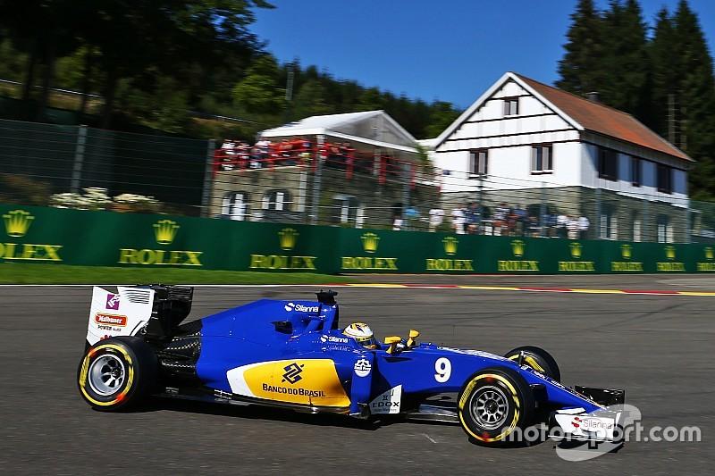 Ерікссон втратить 10 місць на старті Гран Прі Бельгії