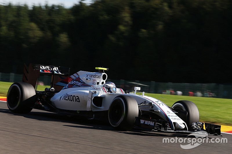 Bottas considera que Williams es más fuerte que Force India