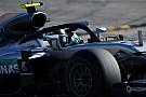 Sicht in Eau Rouge mit Halo laut Nico Rosberg