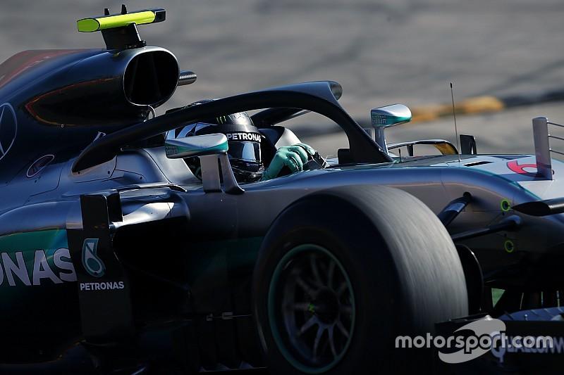 """Sicht in Eau Rouge mit Halo laut Nico Rosberg """"kein Problem"""""""