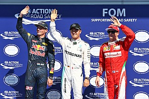 F1 Reporte de calificación Pole de Rosberg en Spa; Pérez saldrá sexto