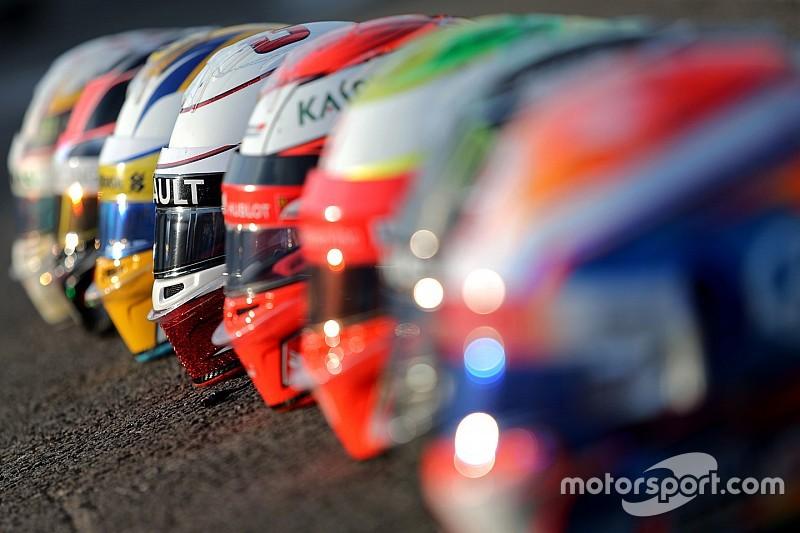 La parrilla de salida para el GP de Bélgica