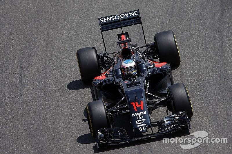 Honda підтверджує штраф Алонсо в 60 місць